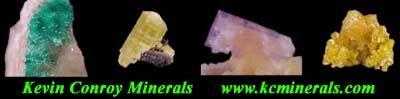 Kevin Conroy Minerals